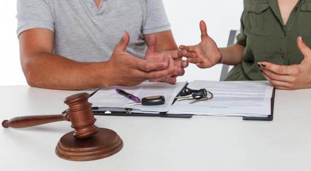 夫婦間合意契約書作成サービス
